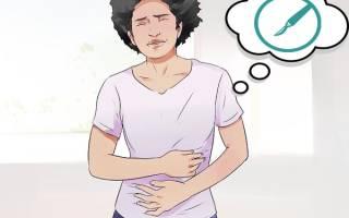 Боли в матке после выскабливания