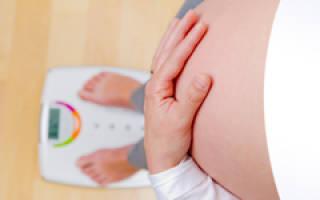 25 неделя беременности: прибавка в весе и развитие плода, рекомендации будущей маме