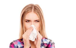 Может ли быть задержка из за простуды