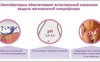Профилактика вагинального кандидоза