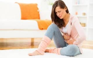 Причины, почему происходит увеличение яичников перед месячными у женщин