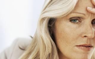 Народная медицина при климаксе у женщин