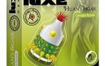Презервативы Luxe (Люкс): особенности изделий, ассортимент и стоимость в аптеке