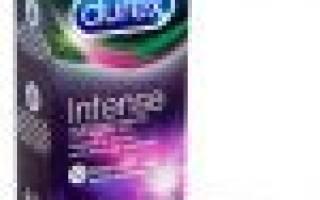 Подробнеое описание и стоимость презервативов Durex Intense (Дюрекс Интенс)