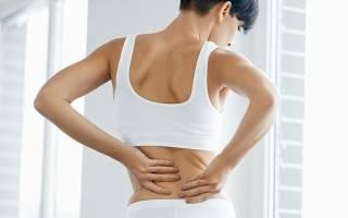 Боли в пояснице перед месячными, причины почему тянет спину