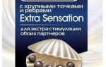 Contex Extra Sensation (Контекс Экстра Сенсейшен): отзывы покупателей и характеристика презервативов