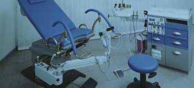 Полипы шейки матки: симптомы и лечение