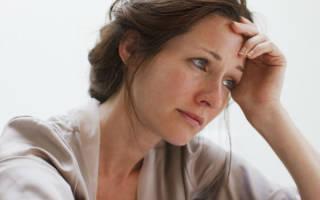 Симптомы раннего климакса у женщин после 40 лет