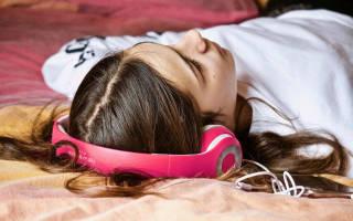 Какая музыка поможет уснуть?